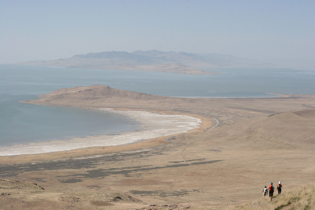 Great Salt Lake State Park Mapquest Discover
