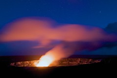 Hawaii Volcanoes National Park photo by SteveD.