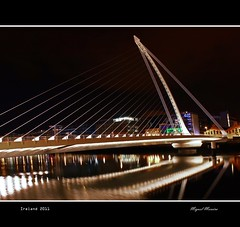 Dublin at Night #4 photo by miguel m2010