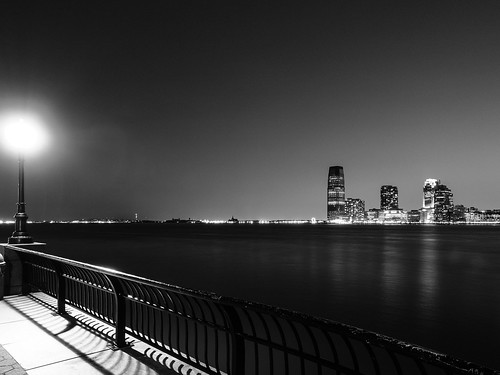Battery Park Night photo by bradmo