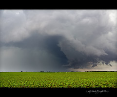 06022012 Rear Flank Storm Structure photo by StormLoverSwin93