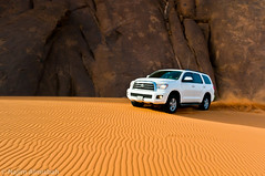 Toyota Sequoia 2012 in Action photo by Najim J. Almisbah