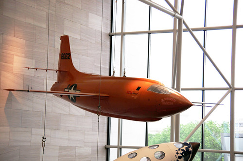 Bell X-1 - Smithsonian Air and Space Museum - 2012-05-15