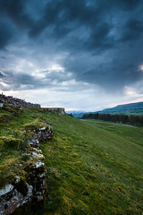 Stormy Skies over Wensleydale photo by ChrisDale