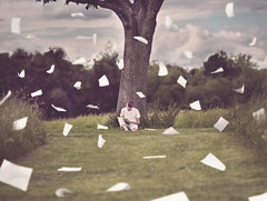 My Lost Letters. photo by Jack Wassell