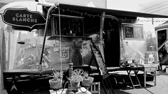 Carte Blanche Airstream food cart