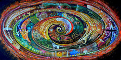 Atlantis Spiral - 2012 photo by sam&kosmo