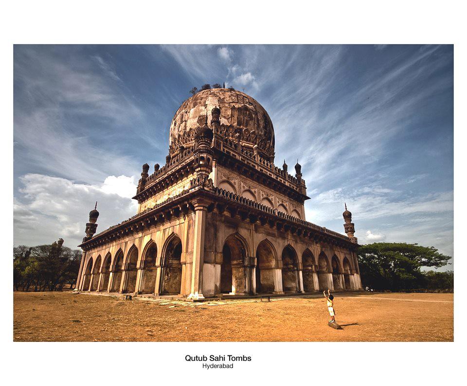 qutub sahi tombs photo by swarat_ghosh