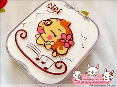 YoYoCiCi :* Click Bonus ^^ photo by SPAM shop - Domokun, hello kitty, bigbang, 2pm<3