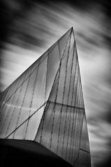 360|365 Imperial War Museum North; Salford Quays; Daniel Libeskind photo by PeterChinnock