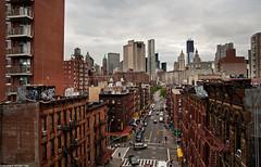 Madison Street - New York City photo by romvi