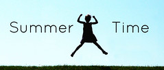Jump Silhouette - 'Summer Time' photo by _chrisUK