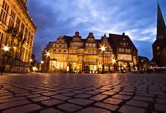 Bremen / Marktplatz / Germany photo by zilverbat.