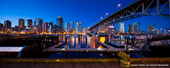 Under Granville Bridge, Vancouver photo by kmdd