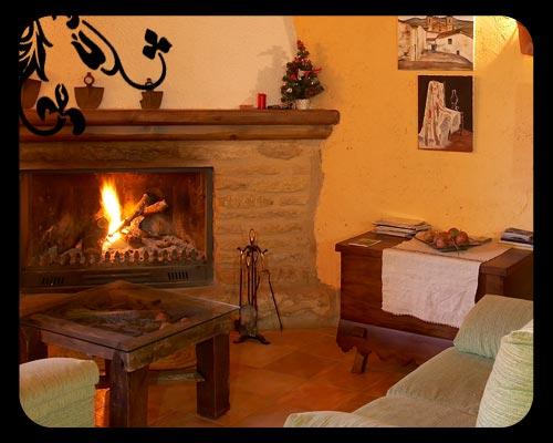 Decoracion rustica inserta la naturaleza en tu hogar - Casas rusticas decoracion ...
