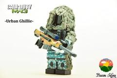 LEGO MW3 - Urban Ghillie (2) photo by Dawn Hero