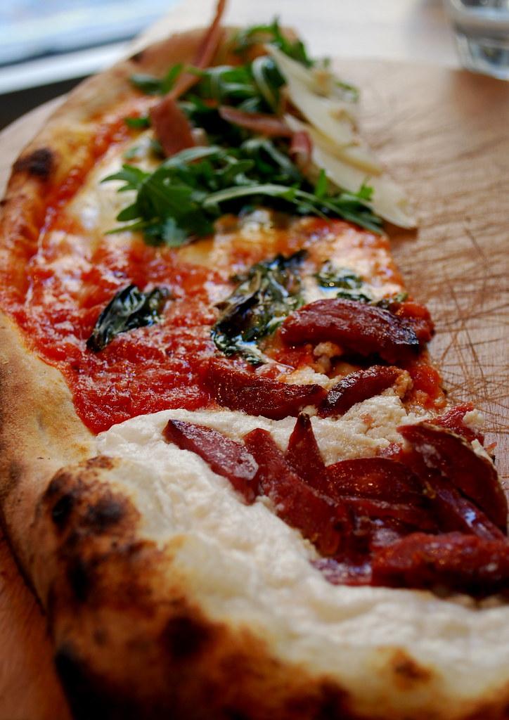 Rossopomodoro - Fru Fru Oval Pizza
