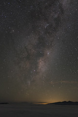 Milky-way towards Christchurch photo by Dylanfm