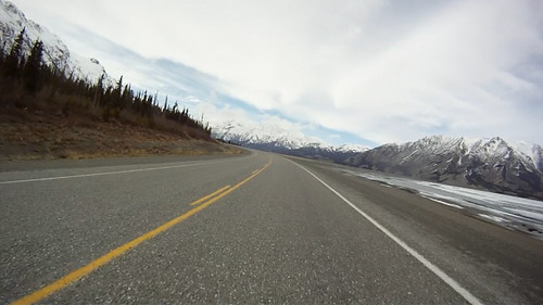 Everyday for 7 Weeks - Day 13 - Whitehorse to Tok