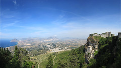 Mount Erice. photo by Le' Louie