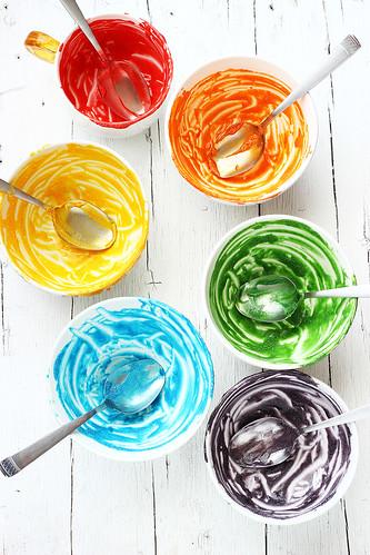 Rainbow Cake 8 sm