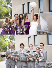 Sam and Cristine: Wedding photo by katie ruthh