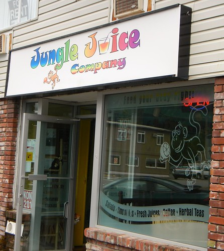 Jungle Juice Company in Hope, BC, Canada