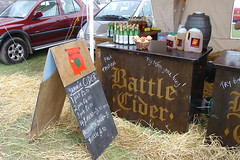 Battle Cider...