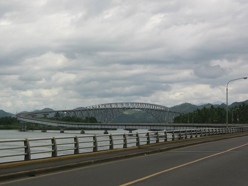 San Juanico Bridge http://living.cebunetwork.com/article/san-juanico-bridge-longest-in-philippines/