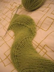 Snake Scarf Knitting Pattern : Snake scarf   knitgrrl