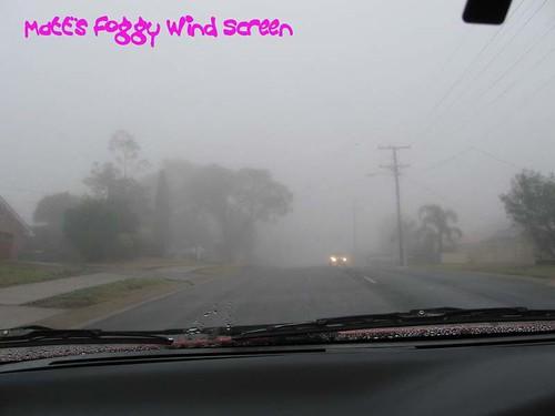 foggywindscreen