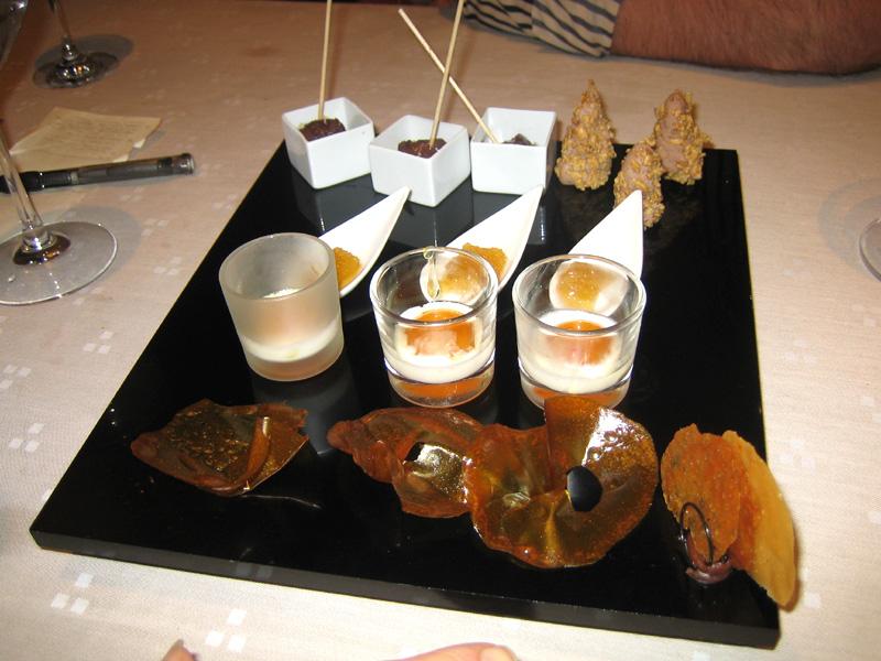 Arzak - Dessert Parade