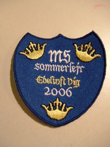 M�rket fra sommerlejren 2006