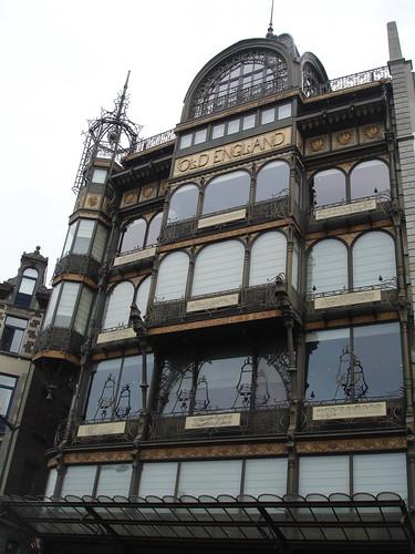 Bruxelas Museu dos Instrumentos musicais