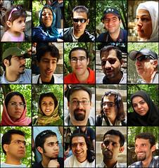 Tehran Flickies Gathering, All of Us