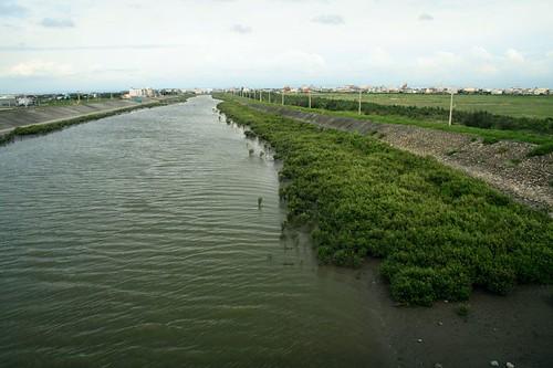 王功景觀橋周邊