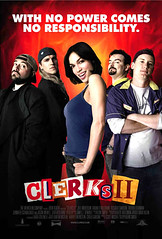"""Clerks II"": póster definitivo"