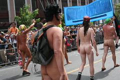 Totally Naked Toronto Men Enjoying Nudity, eight