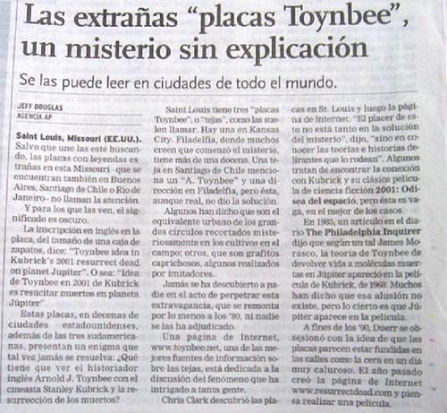 Placas Toynbee