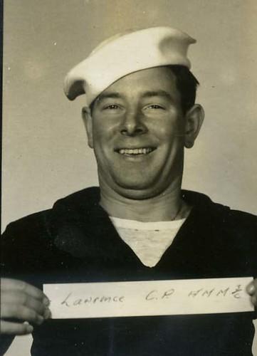 Dad, 1945
