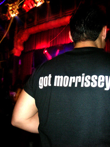 got morrissey?