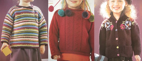 phildar fall 2006 kids faves