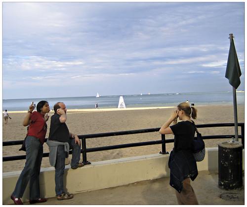 Random Beach Scene