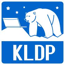 KLDP Polar Bear underneath the stars