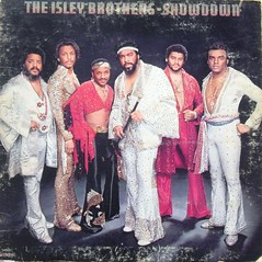 Isley Brothers - Showdown Cover