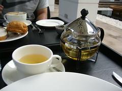 首先來一壺早餐茶