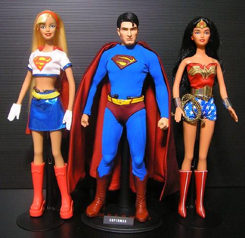 Hot Toys Movie Masterpiece Superman Returns
