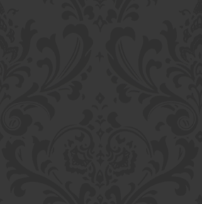 Dark gray filigree