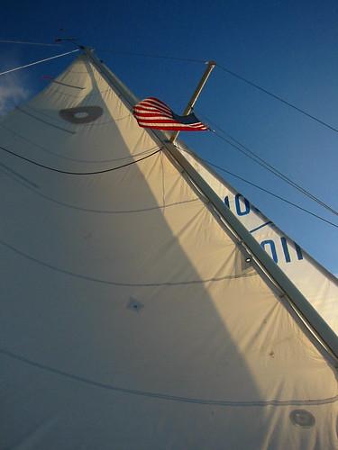 L & A's Sailboat