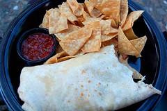 farmer's market burrito